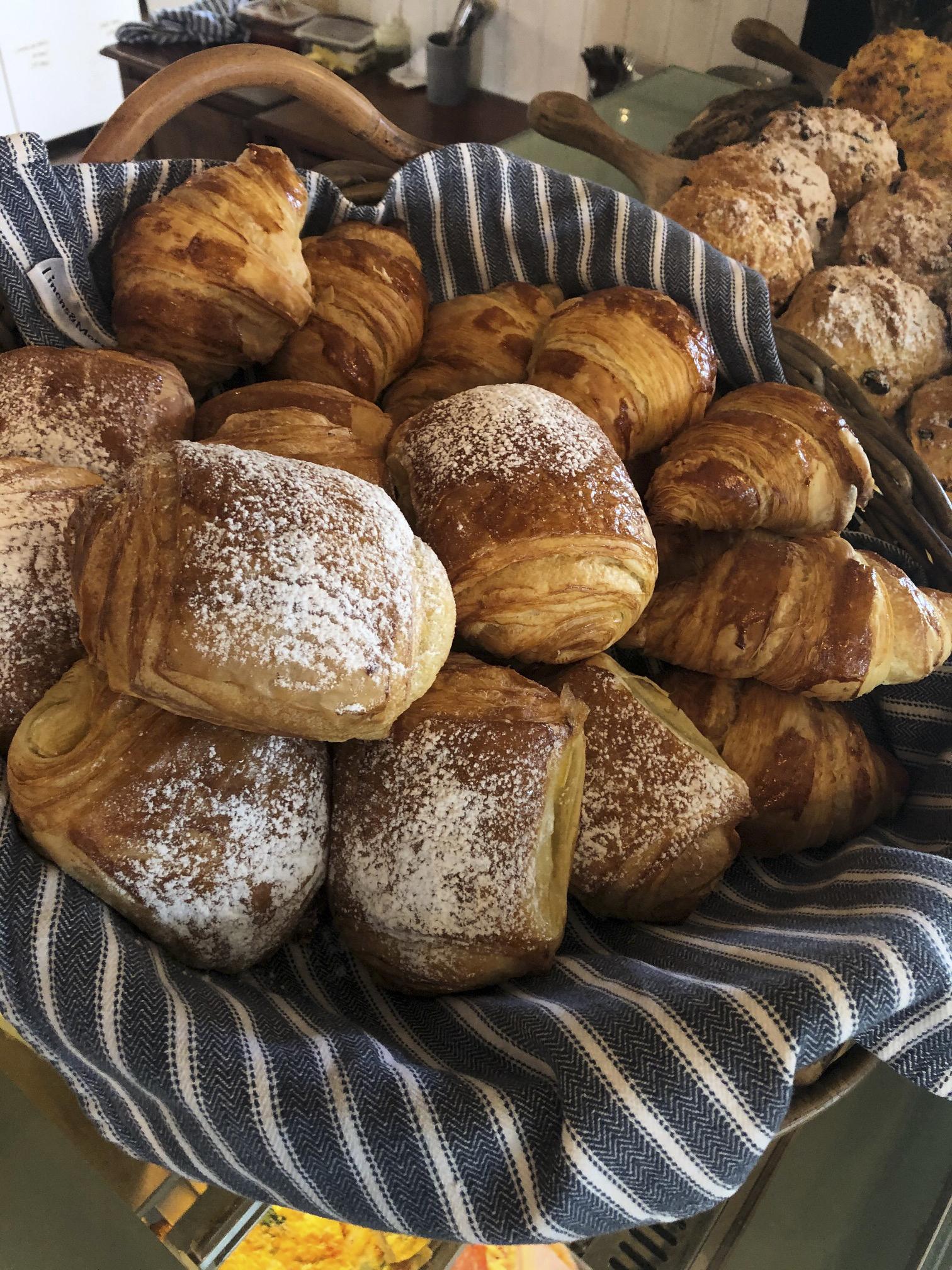 Bread Savouries