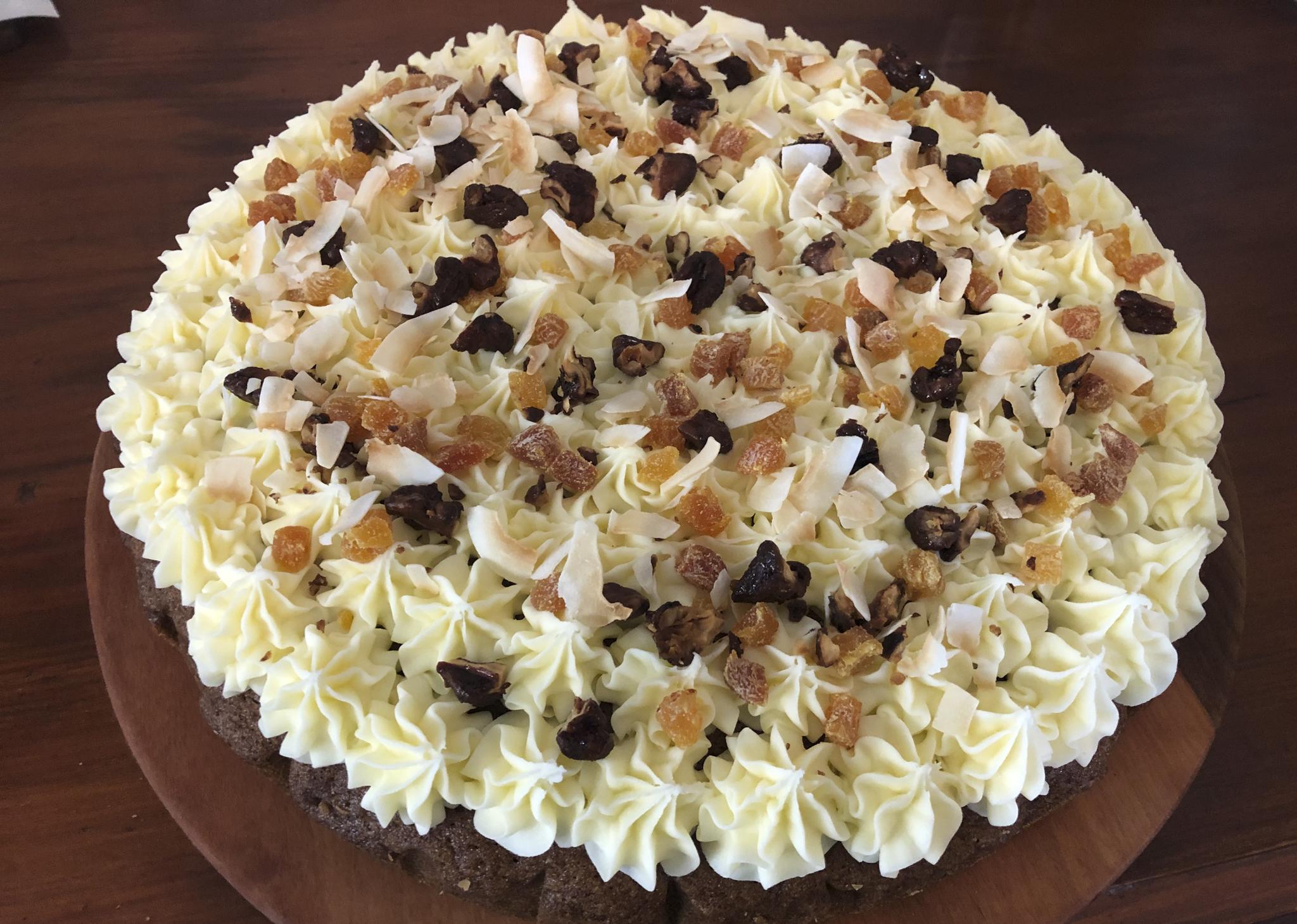 Pavalova Cake