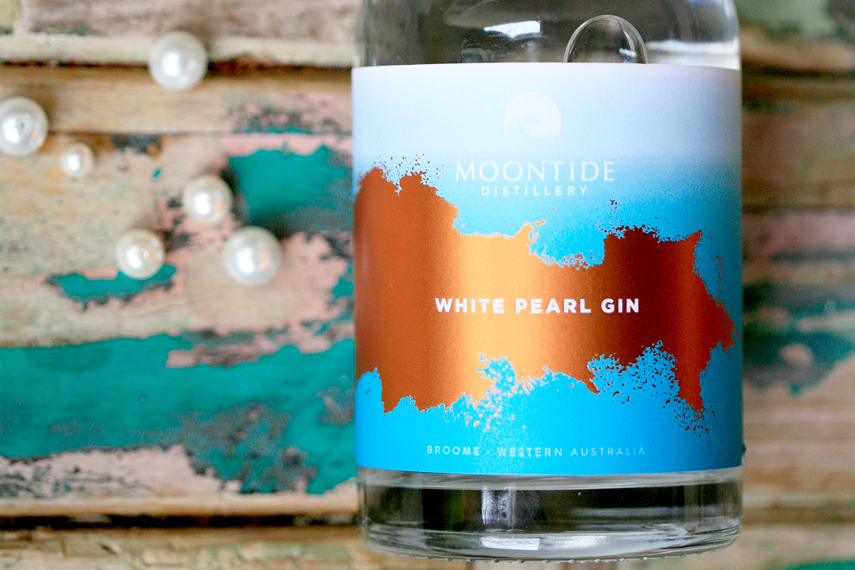 Moontide Distillery Packaging