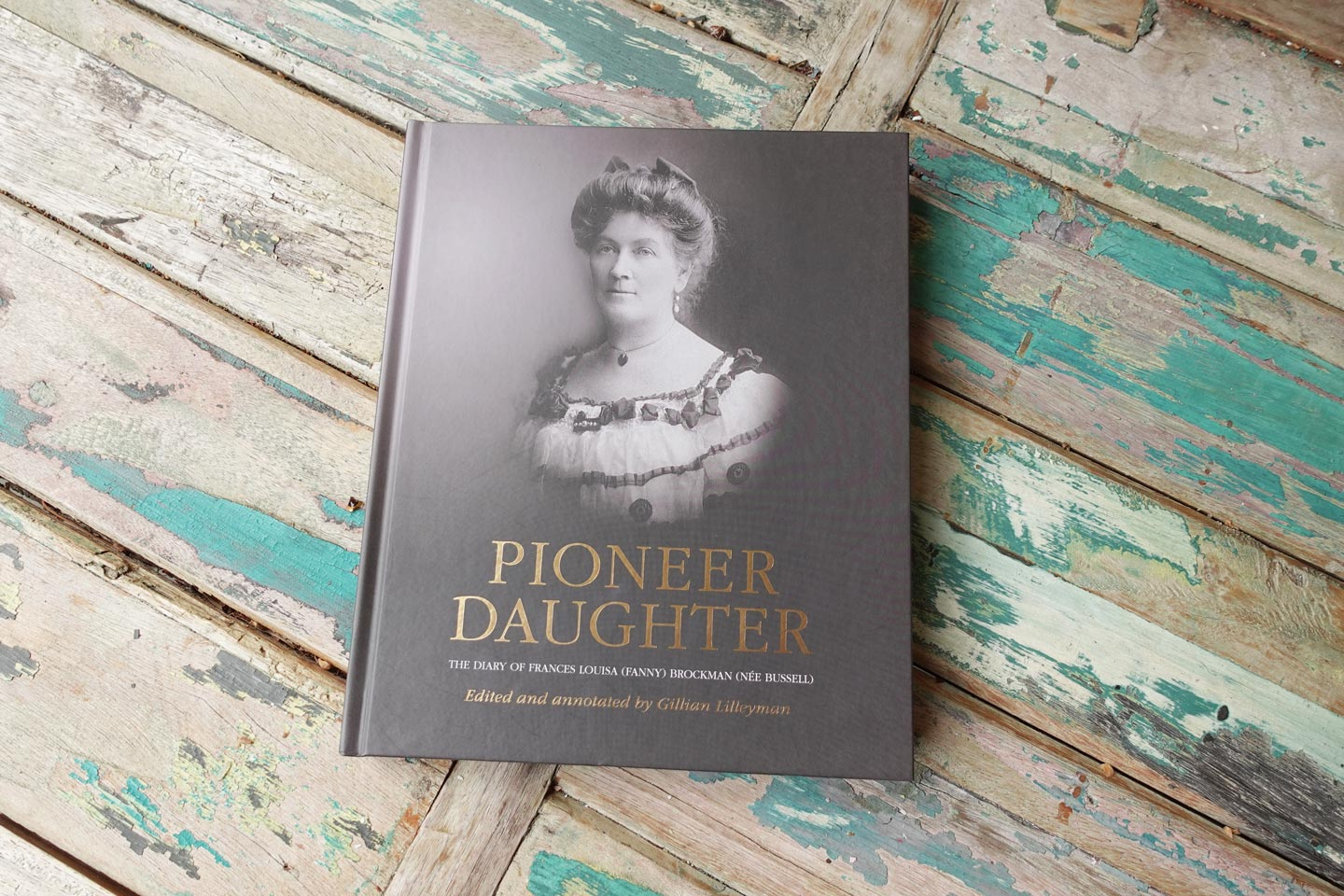 Pioneer Daughter book cover