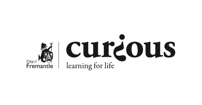 Curious brand creation for City of Fremantle community development services