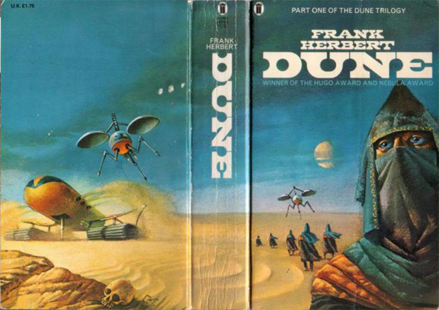What we're reading : Dune - Frank Herbert