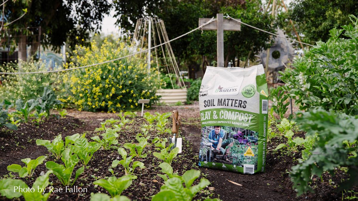 Baileys Fertilisers product packaging