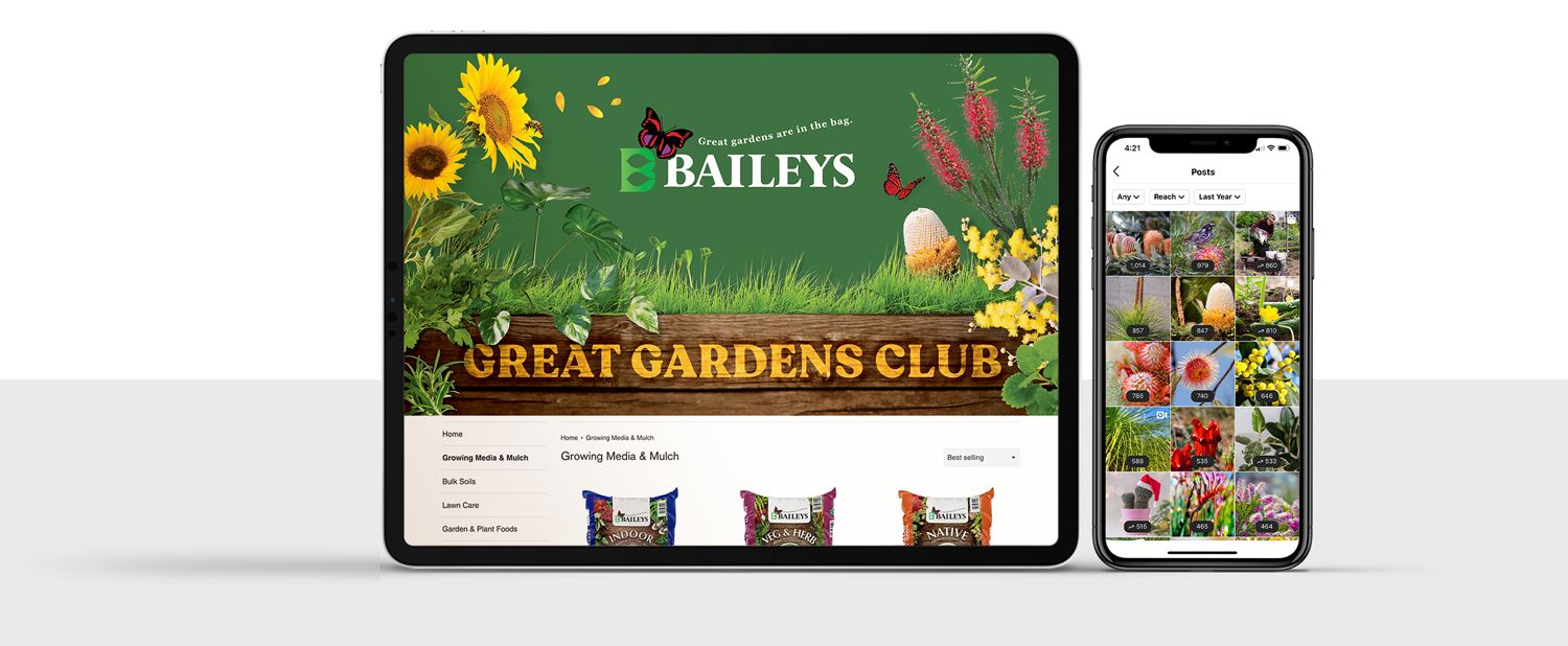 Baileys: family-owned producers of premium horticultural products