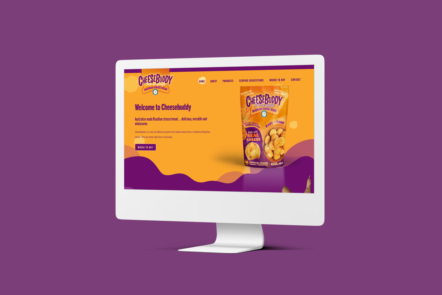 Cheesebuddy Website