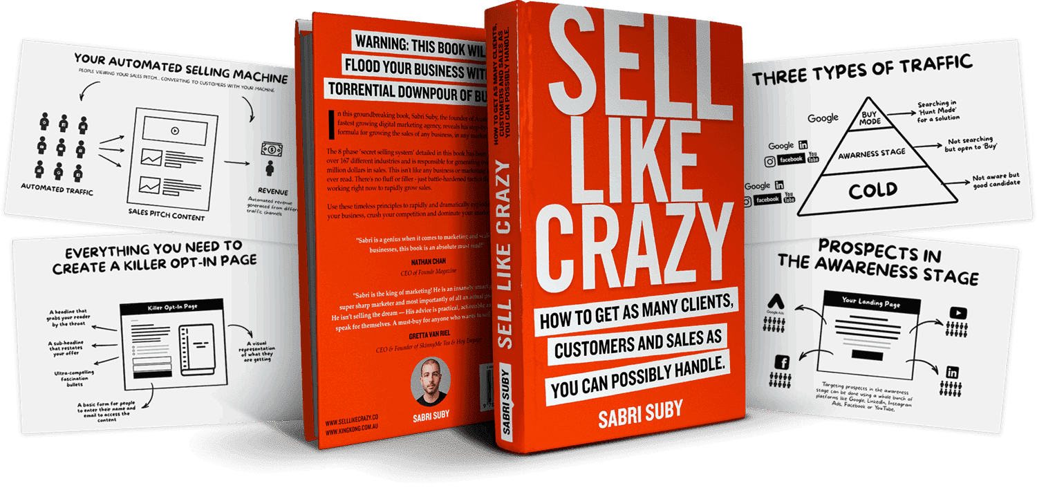 What we're reading : Sell Like Crazy - Sabri Subi