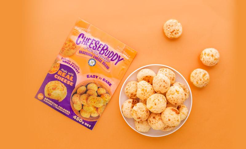 Cheesebuddy Packaging