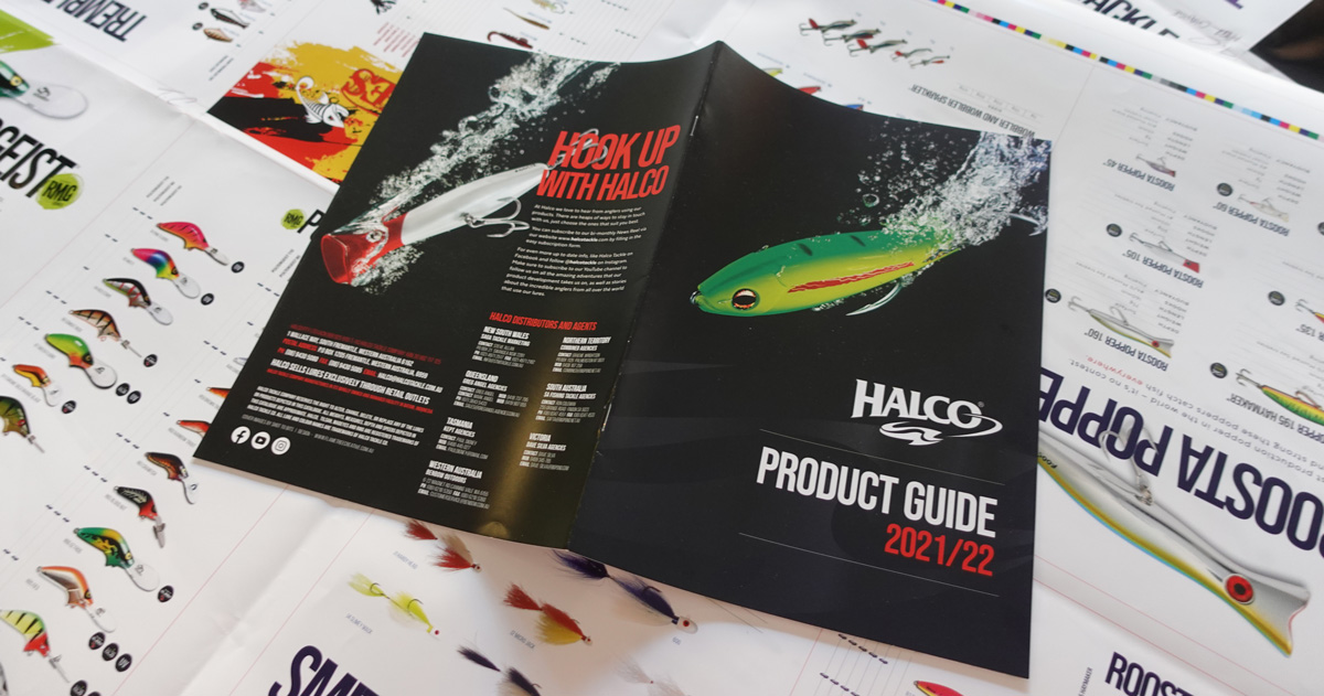 Halco Catalogue 2021-2022
