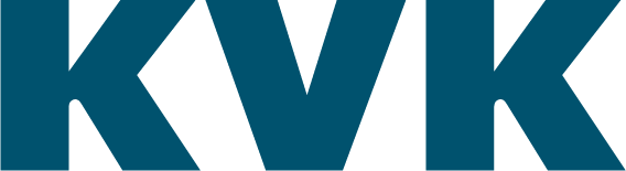 Kamer van Koophandel (KvK) corporate logo