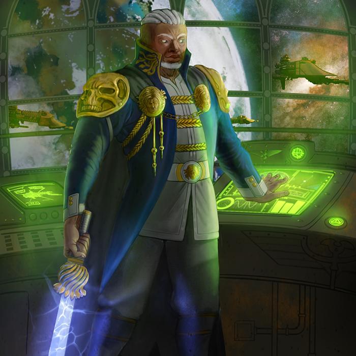 Medeus Dorian, RogueTrader