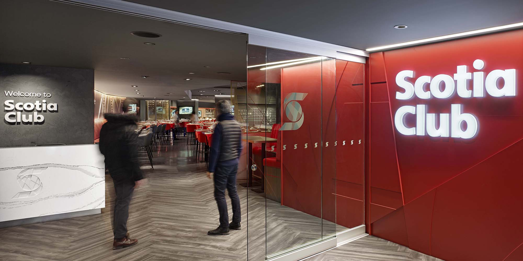 Scotiabank Club, Toronto ©Ben Rahn/A-Frame Inc