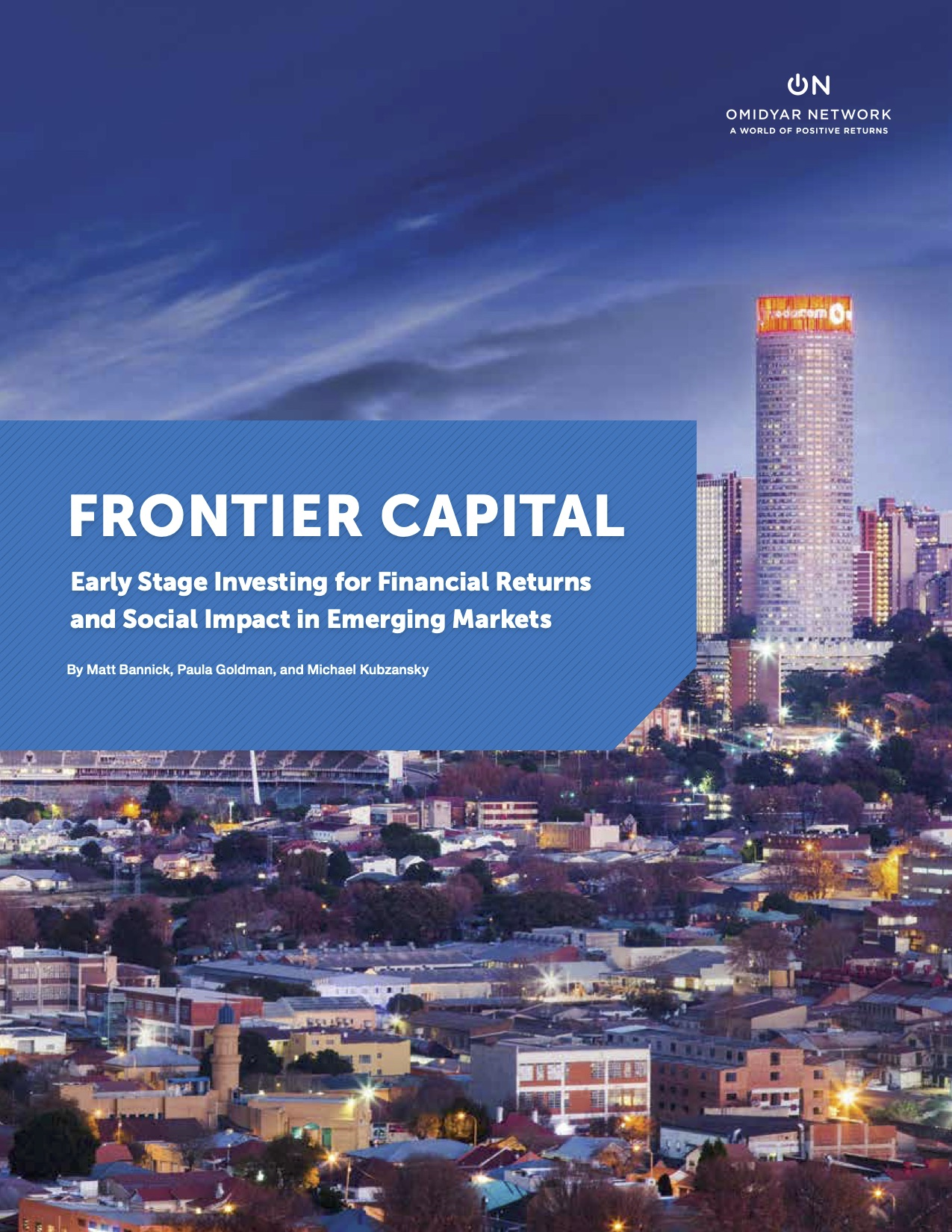 Frontier Capital by Omidyar Network
