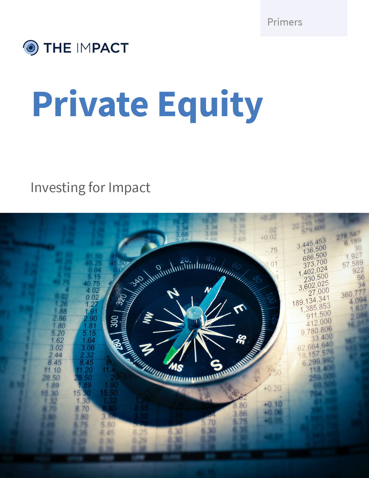 Private Equity. A primer by The ImPact.
