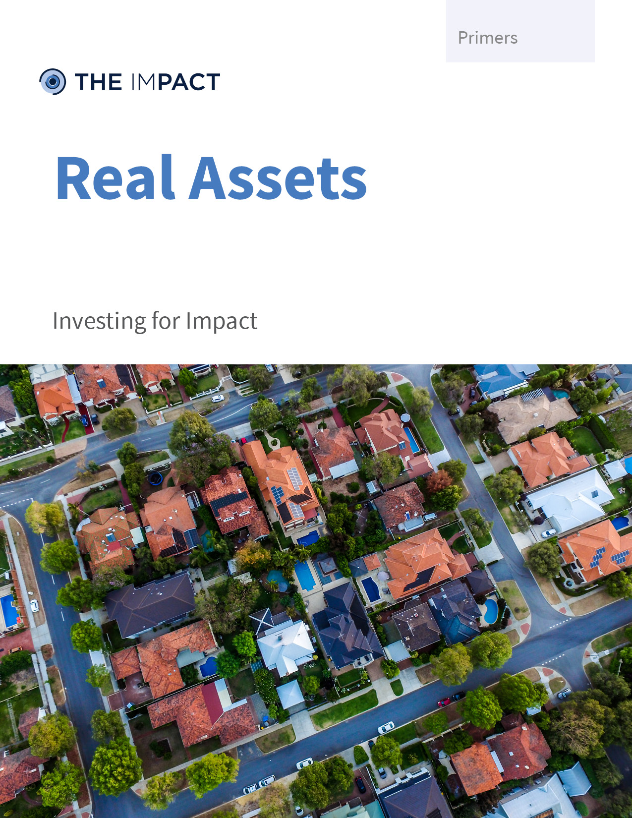 Real Assets. A primer by The ImPact.