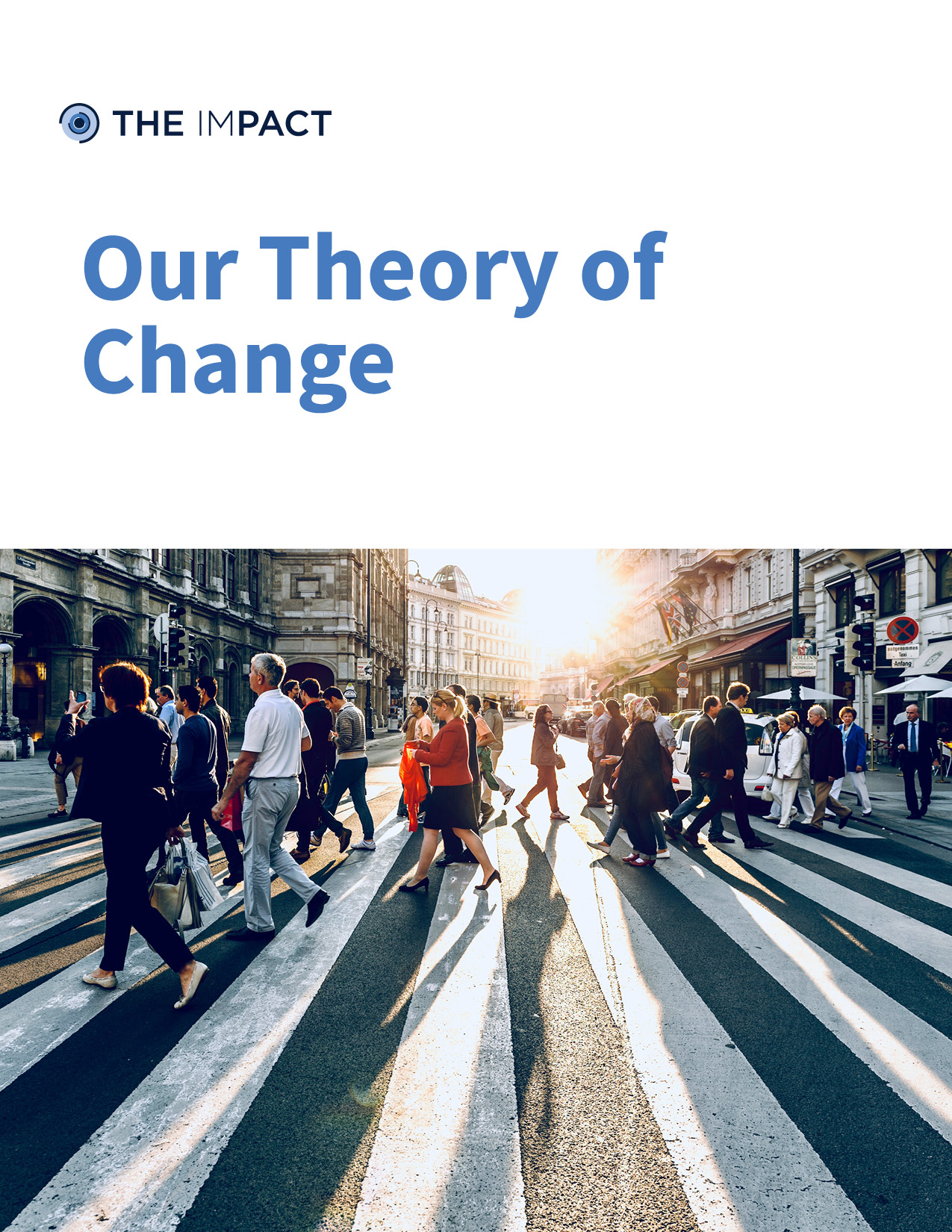 The ImPact Theory of Change