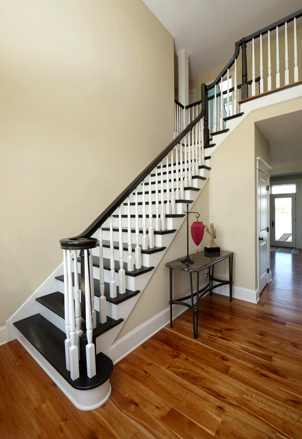 L Shaped Stair 1