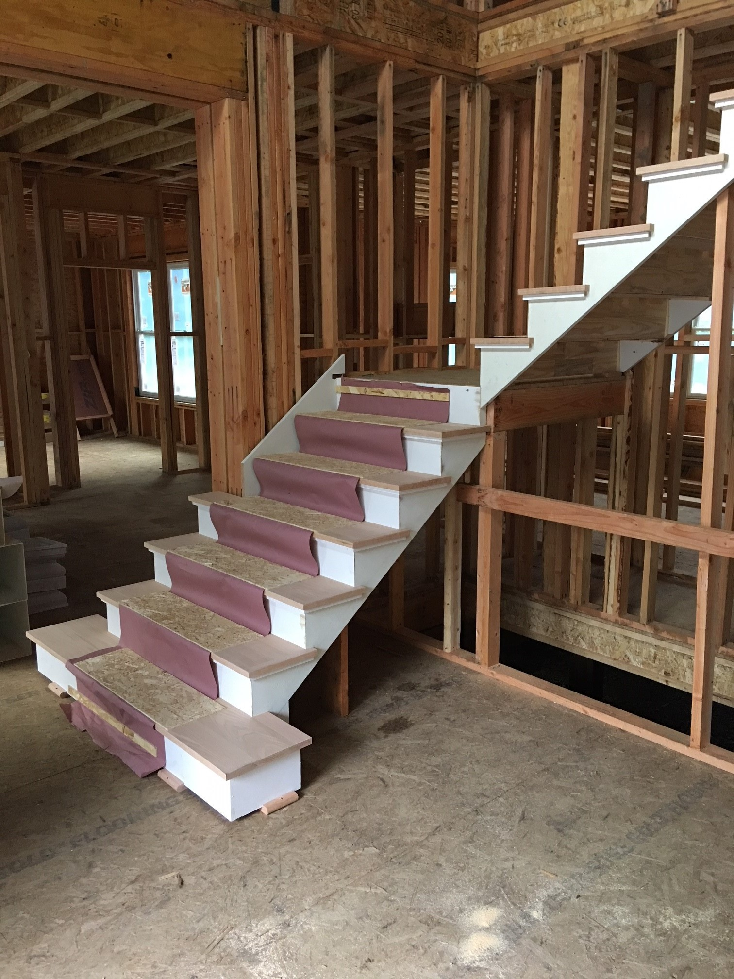 L Shaped Stair 2