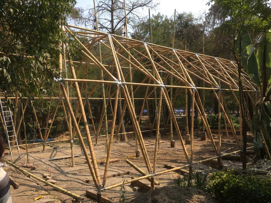 Greenhouse Mexico