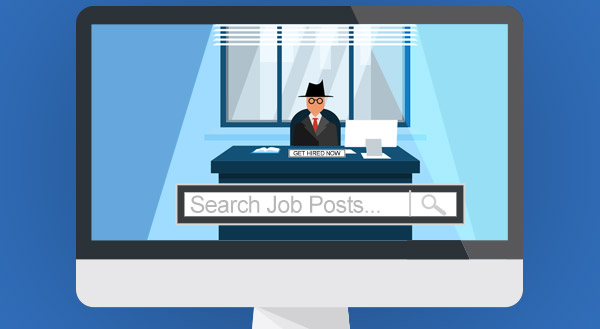 How to Avoid Online Job Search Scams