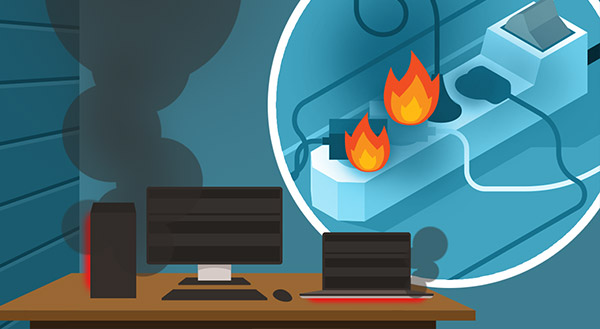 Protect Your Home from Technology Fire Risk