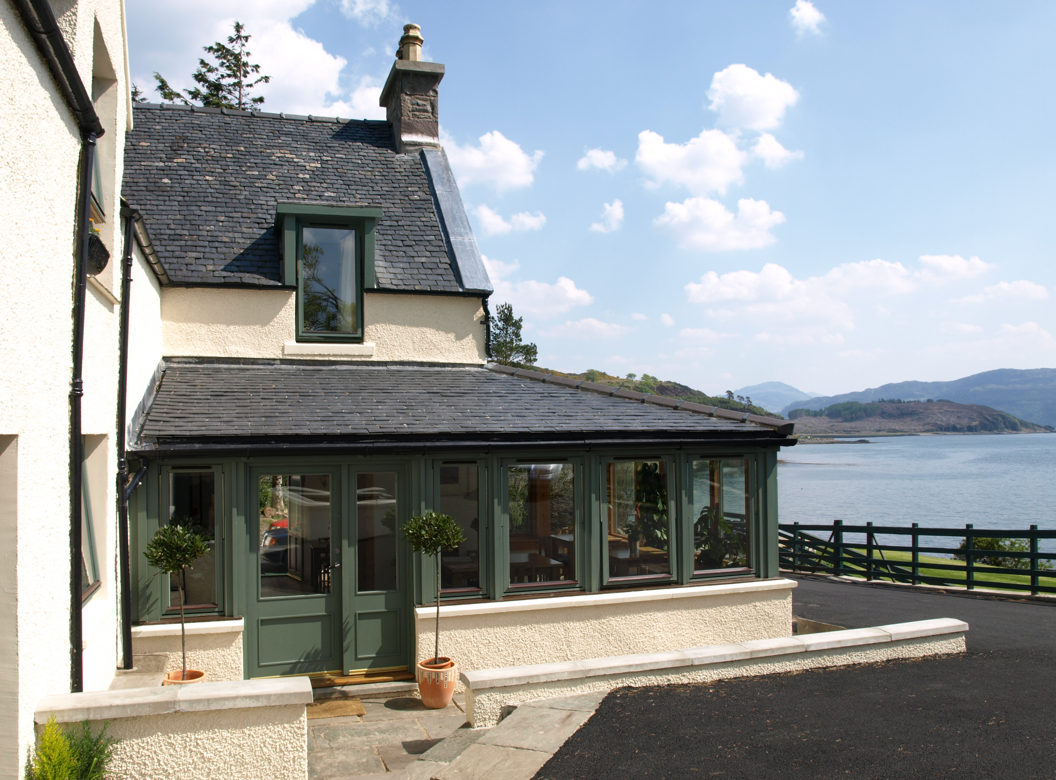 Image of Balmacara Mains Guest House