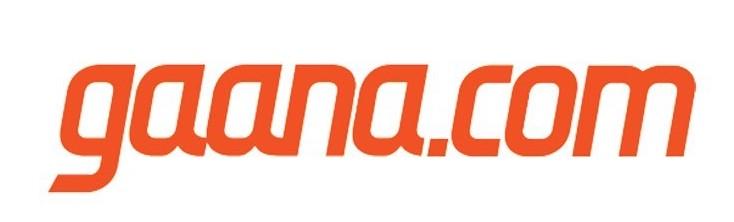 Logo of gaana.com