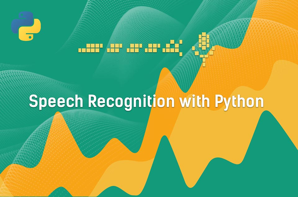 Speech recognition with Python