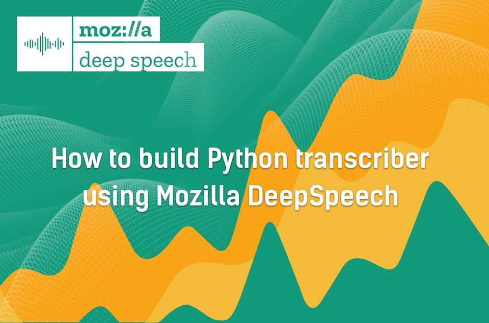 Python Transcriber