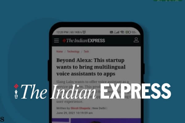 Beyond Alexa: This Startup wants to. bring multilingual Voice Assistants to apps