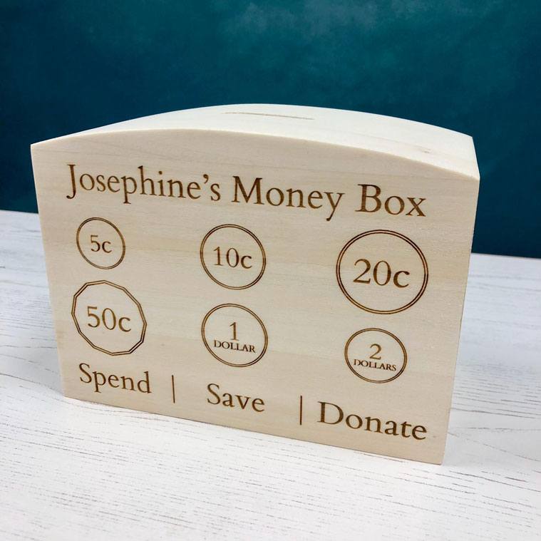 Children's Money Box (Standard)
