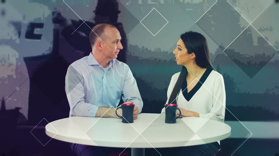 Video Interview: Trimac - Chat with Matt