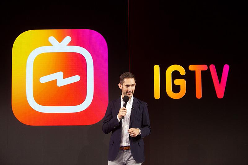 Instagram's IGTV Video Platform Launch Event