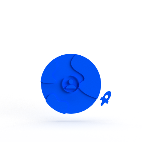 Earth 3D Icon
