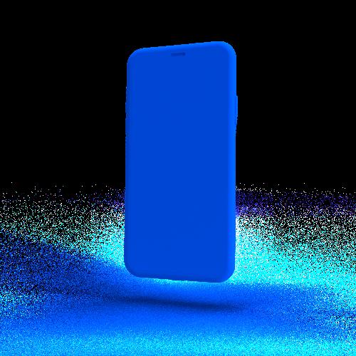 I phone 3d object