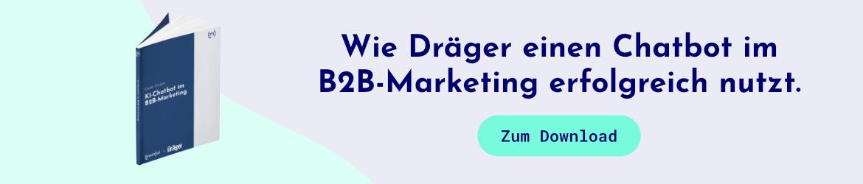 Case-Study des Marketing Chatbot von Dräger