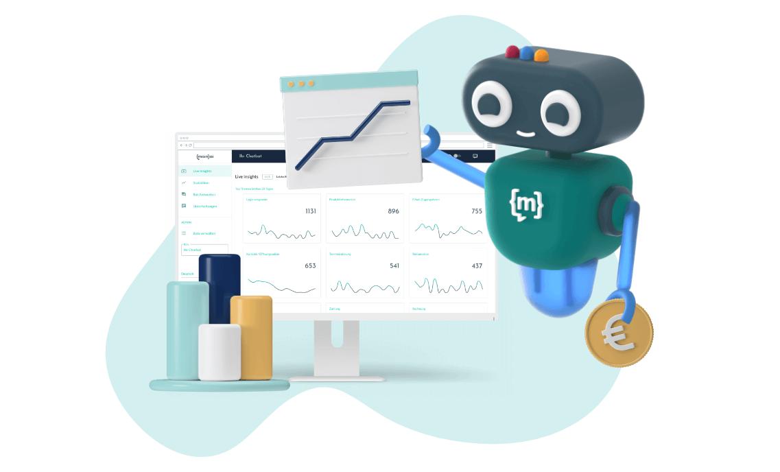 So sparen Chatbots im Kundenservice