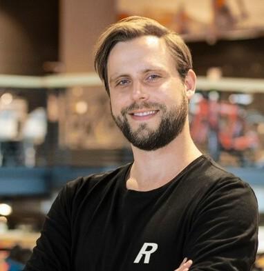 Sebastian Bomm, Director User Experience & Customer Intelligence bei Rose Bikes