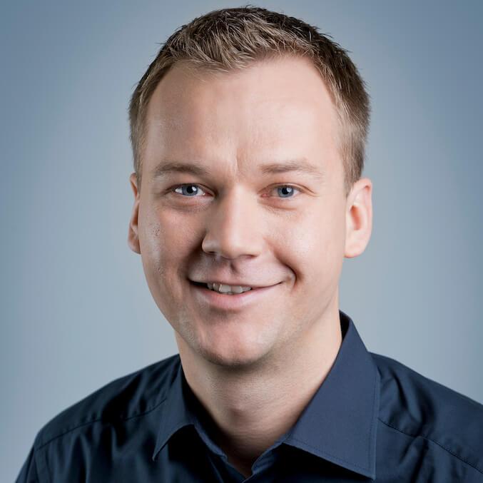 Christian Stötzner Projektmanager Customer Happiness bei Cyberport