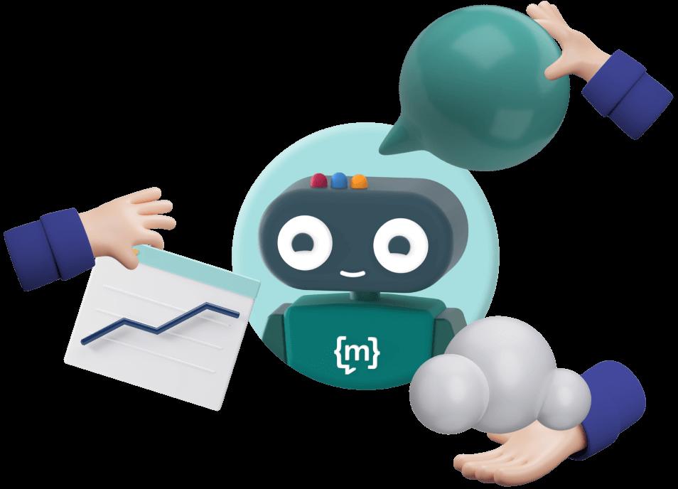 Die Chatbot Partner von moinAI
