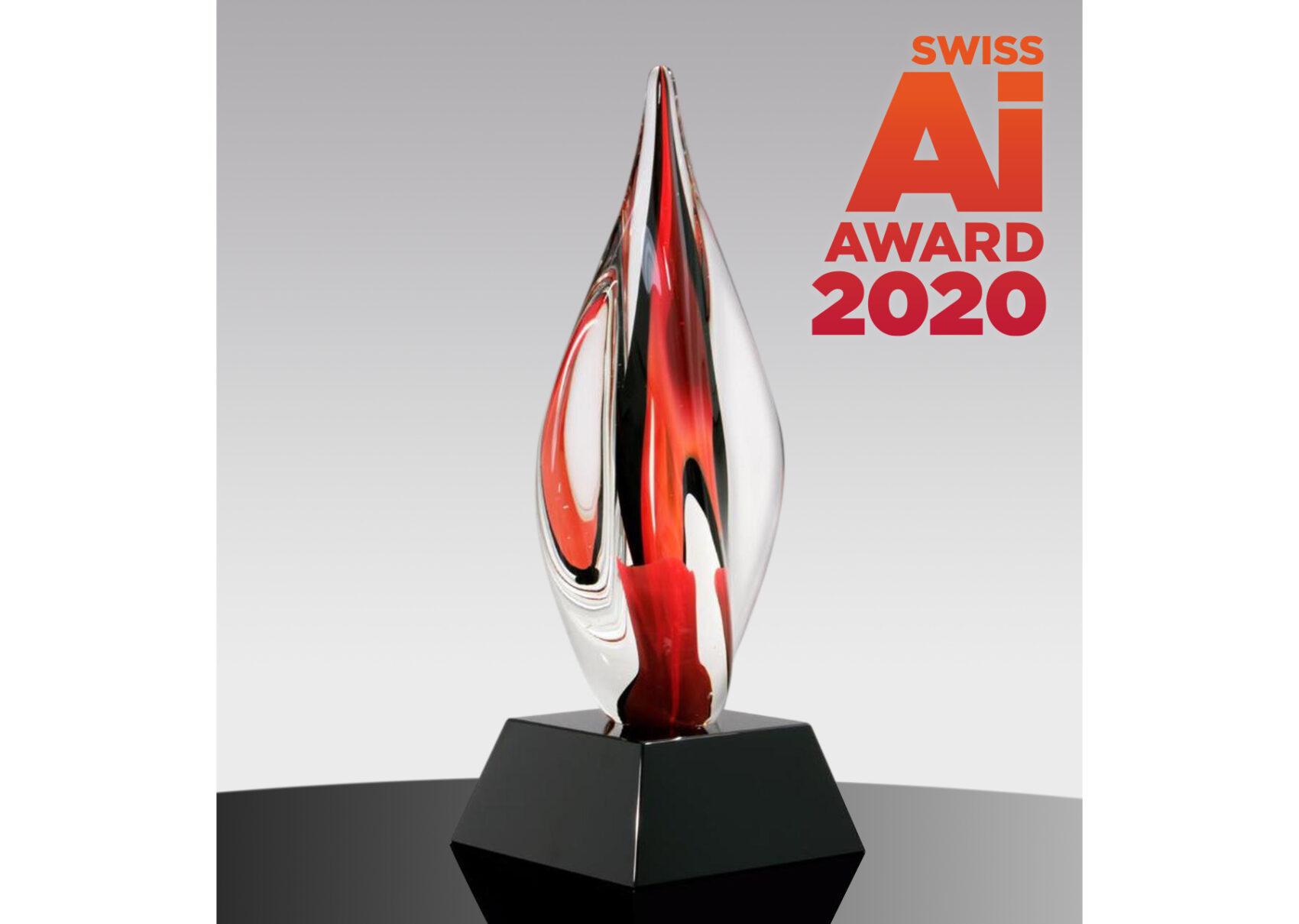 Swiss AI Award