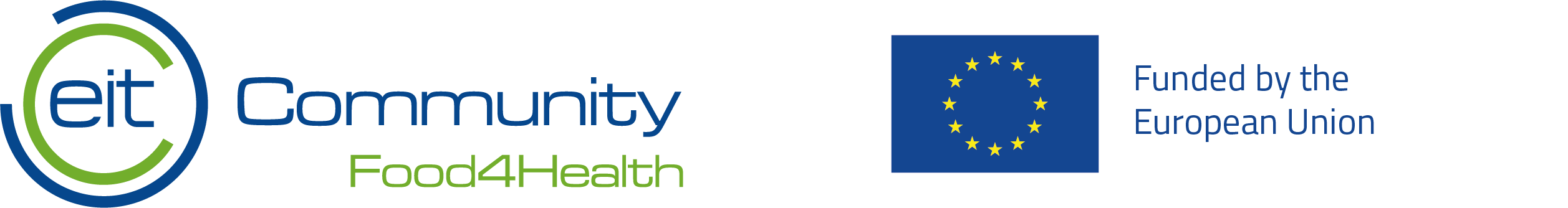 Logo EIT Food & European Union