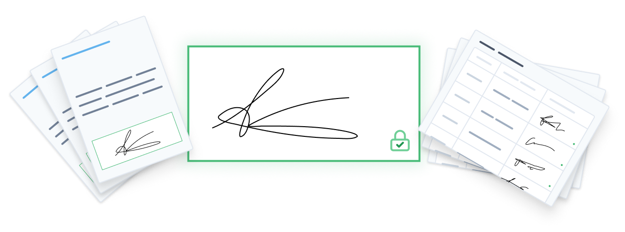 Signature électronique de documents et émargements électroniques