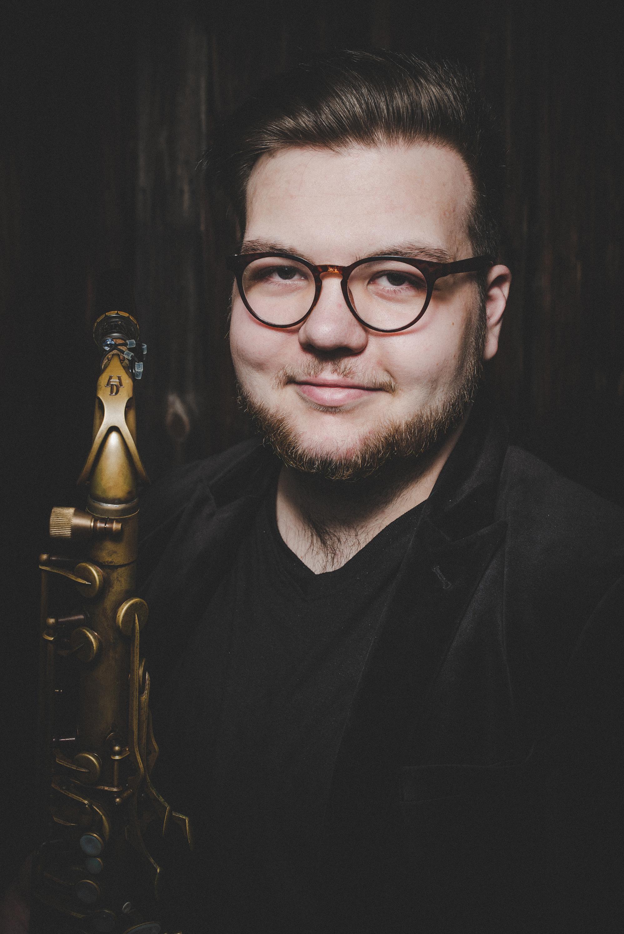 André Petrick -Portrait