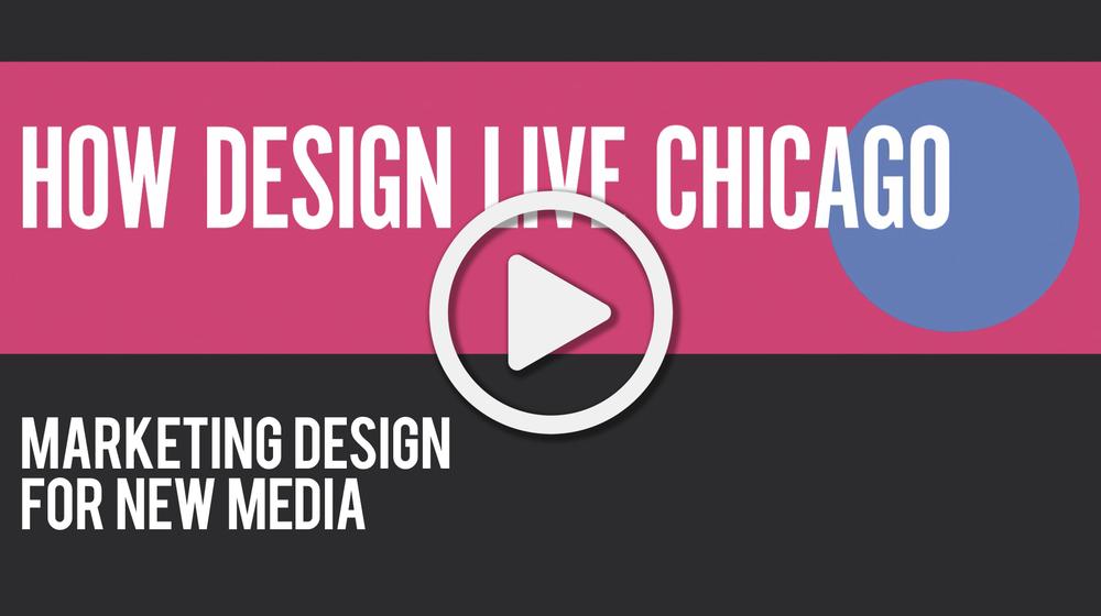 Image of title slide for How Design Live 2019