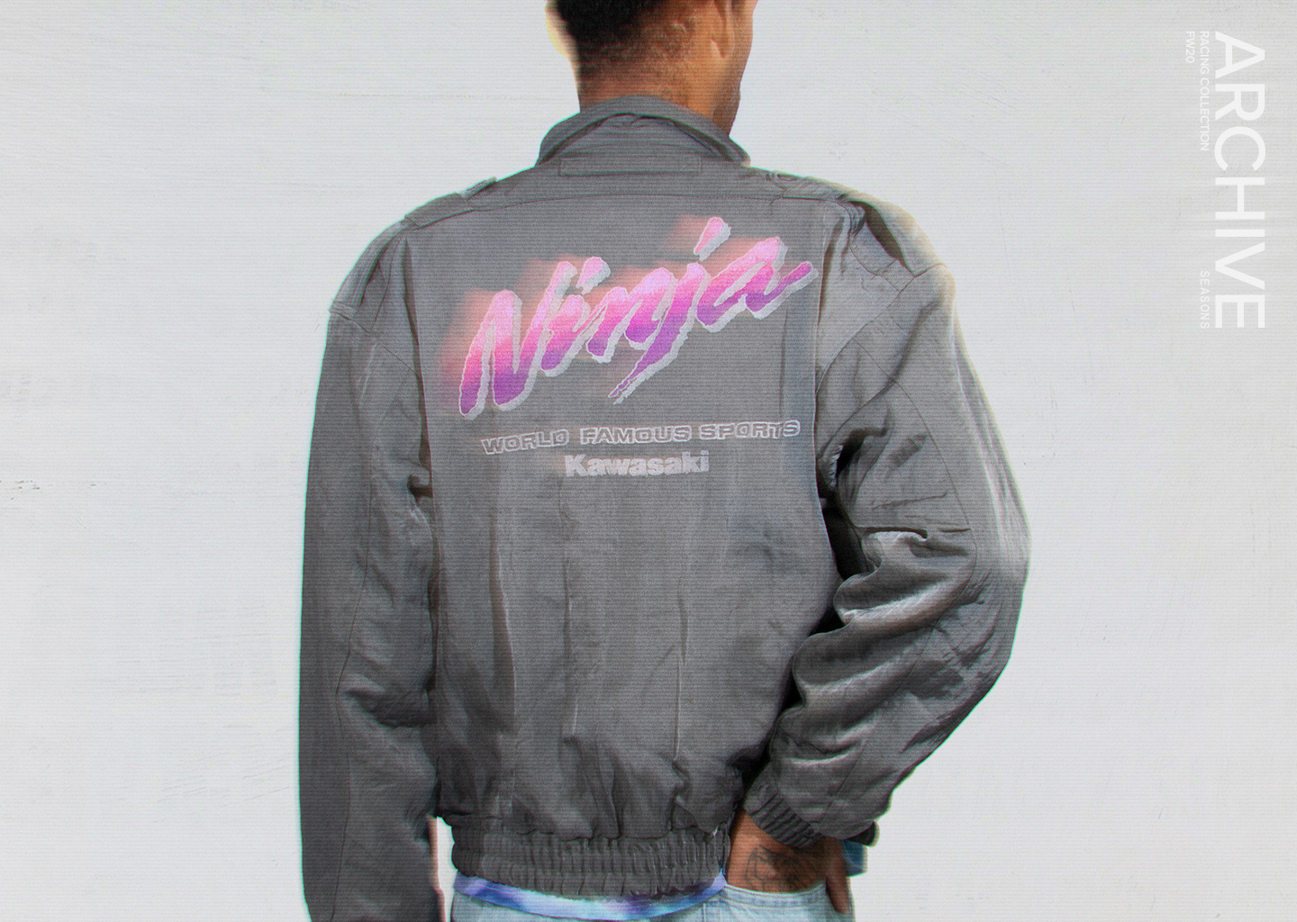 New to the Archive: Racing Jackets