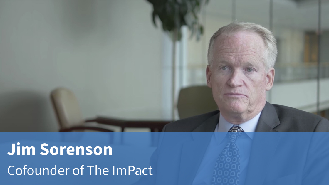 Video interview with Jim Sorensen on the ImPact