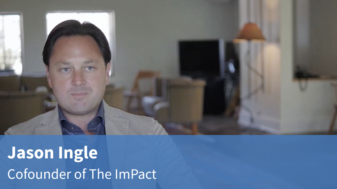 Video interview with Jason Ingle on the ImPact