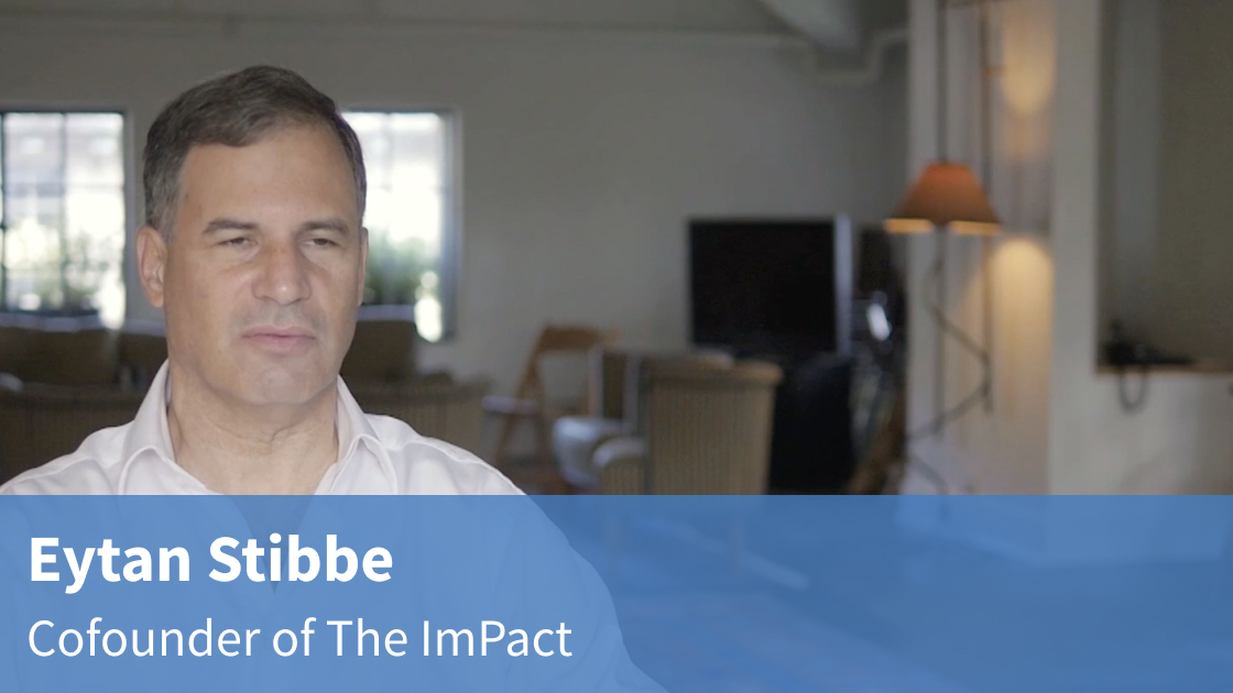 Video interview with Eytan Stibbe on the ImPact