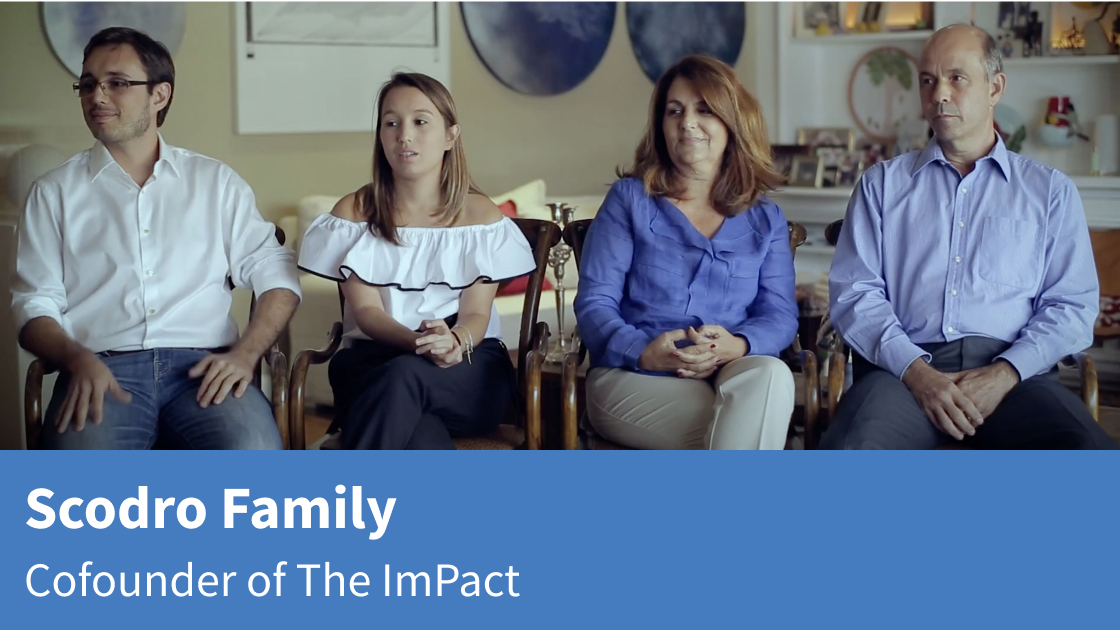 Video interview with Scodro Family on the ImPact