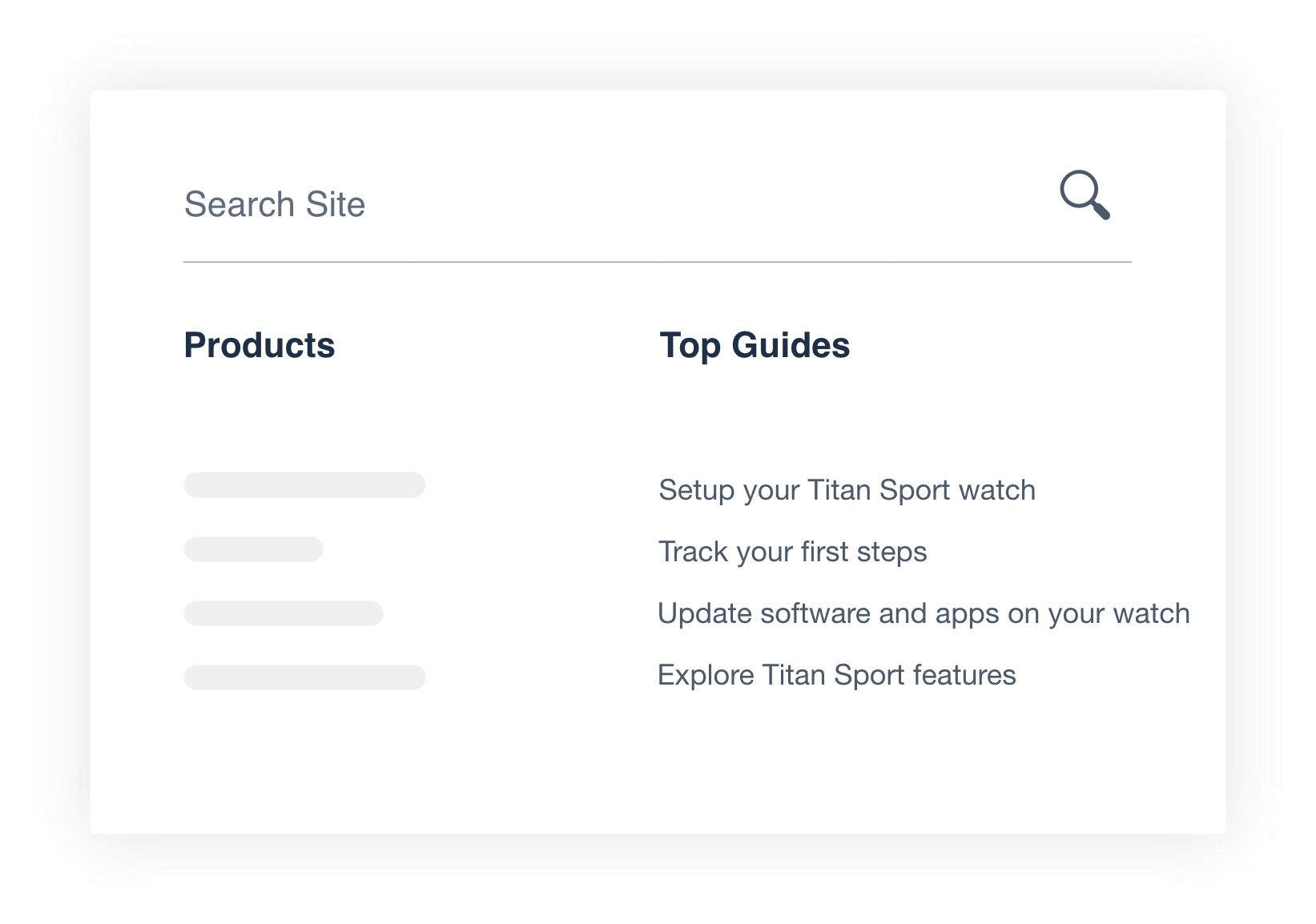 unified integrated search